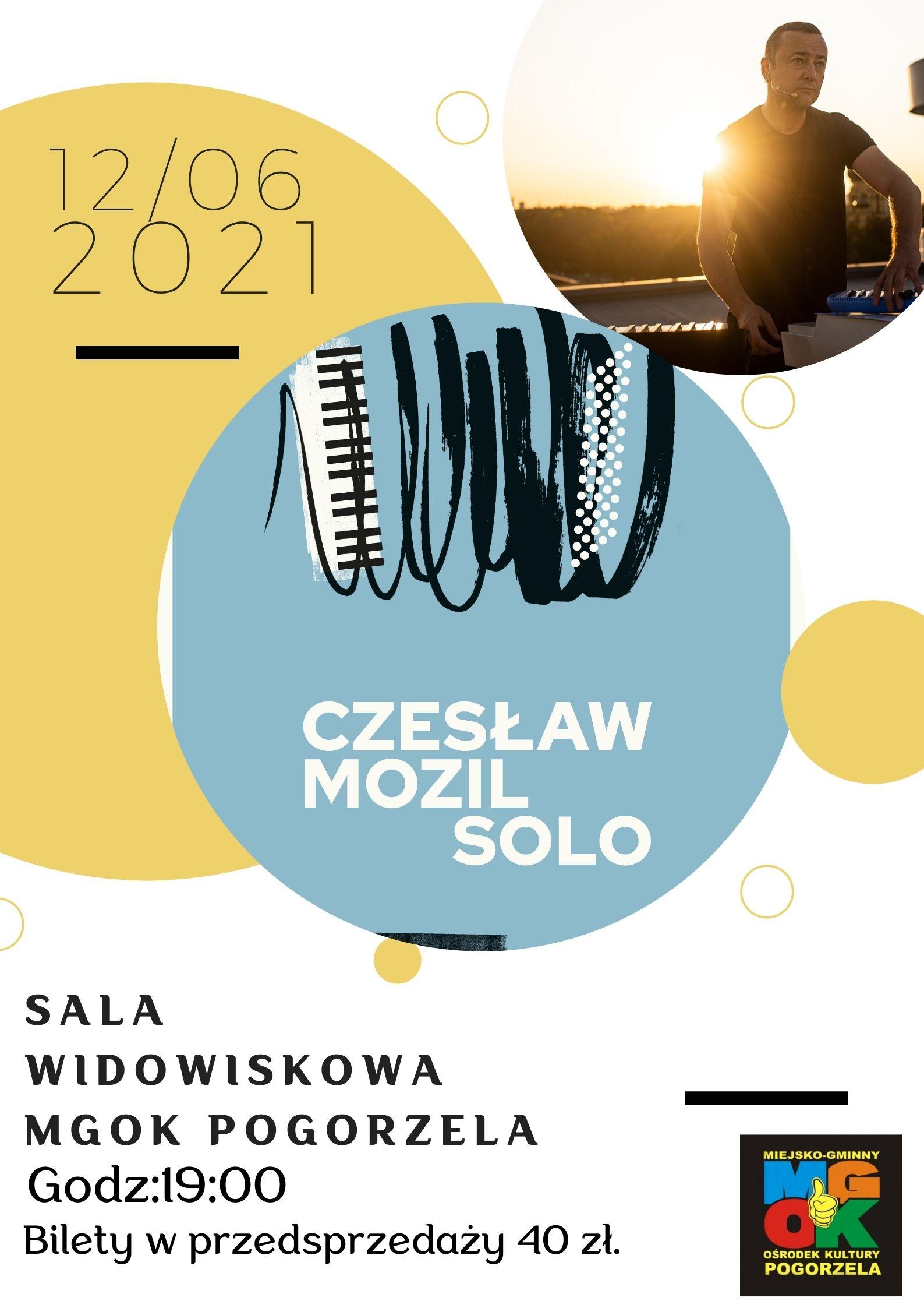 Czesław Mozil Solo