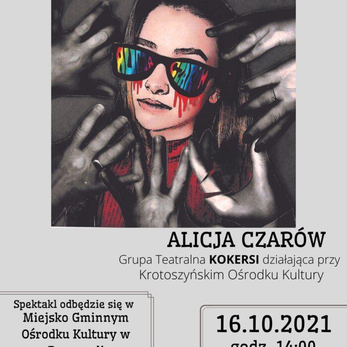 ALICJA CZARÓW  16.10.2021